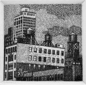 Center for Contemporary Printmaking 13th Biennial International Miniature Print Exhibition